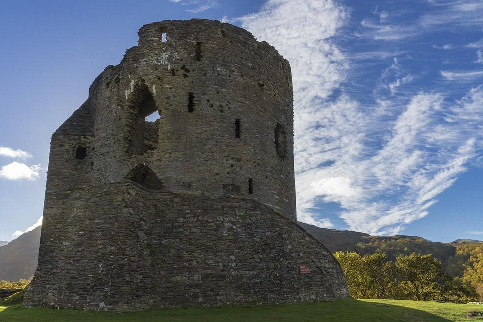 Castle, Wales, Caernarfon, Snowdonia, Historical, Welsh