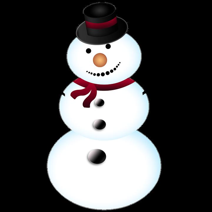 Snowman, Design, Graphic, Graphic Design, Winter