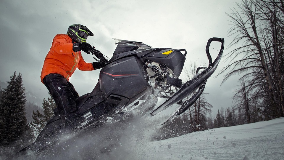 Snowmobile, Snowmobile Rentals Colorado