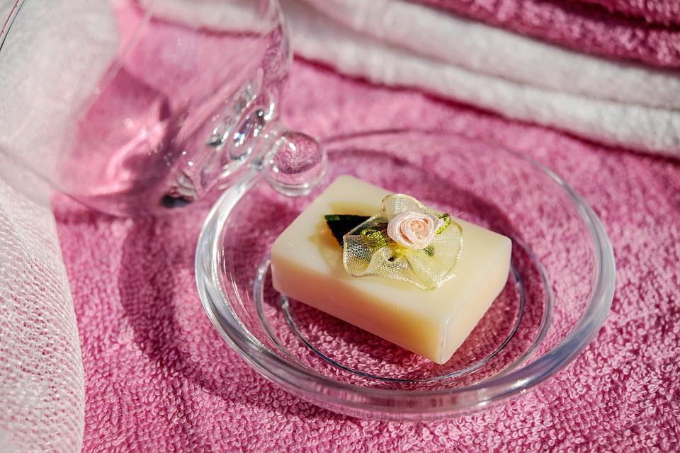 Soap, Natural Cosmetics, Sheep's Milk Soap