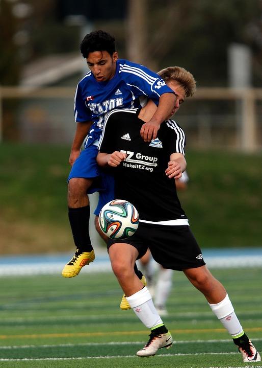 Foul, Sport, Soccer, Football, Game, Athlete, Player