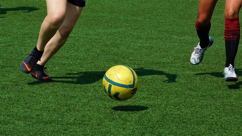 Sports, Football, Football Ball, Soccer, Kick, Athlete