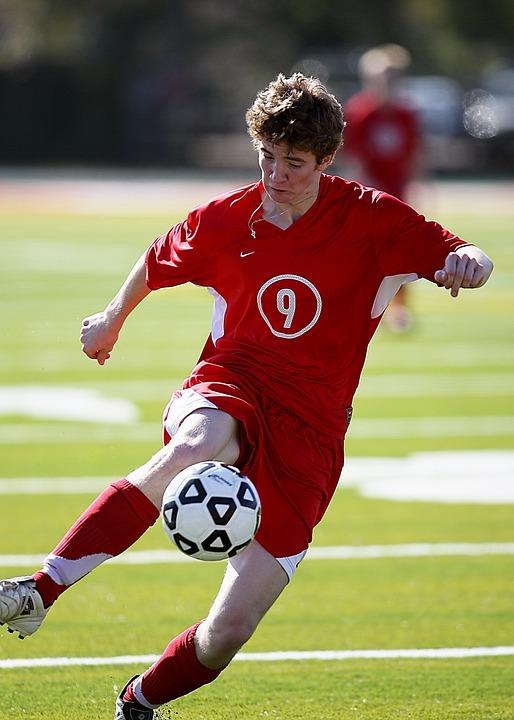 Soccer, Football, Soccer Player, Sport, Ball, Game