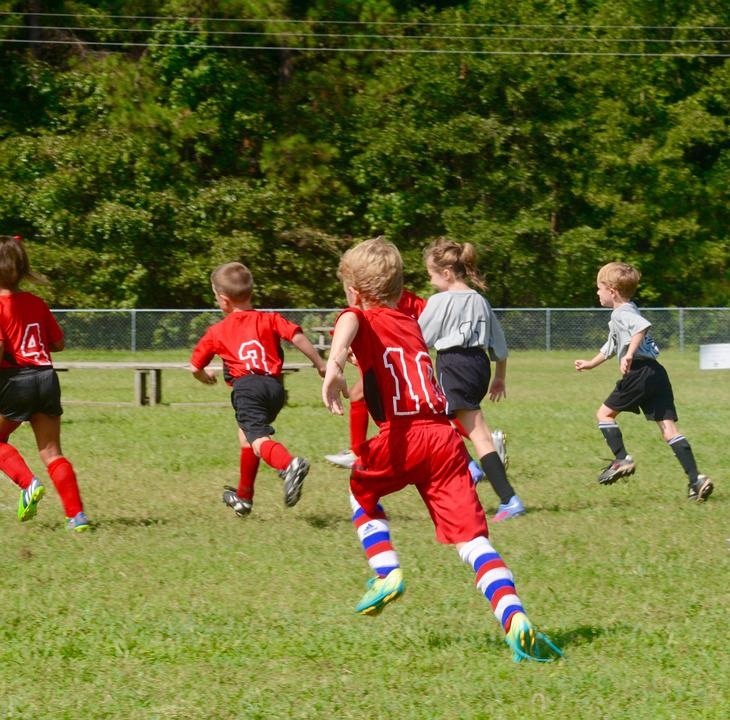 Grandson, Soccer, Sports