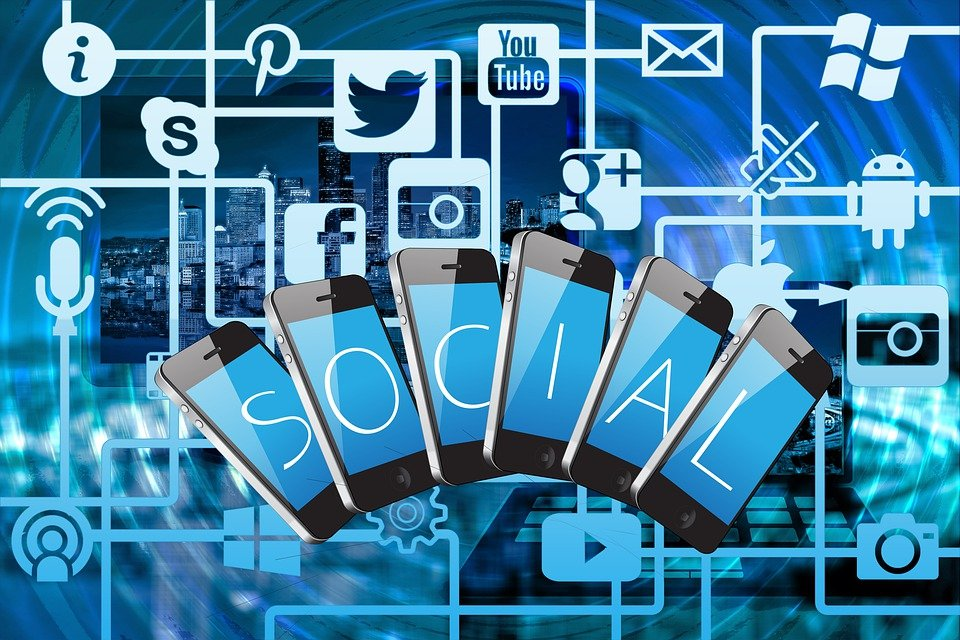 Social, Social Media, Communication, Smartphone, App