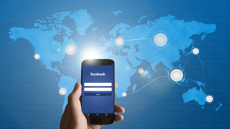 Smartphone, Facebook, Mobile Phone, Social Media Icon