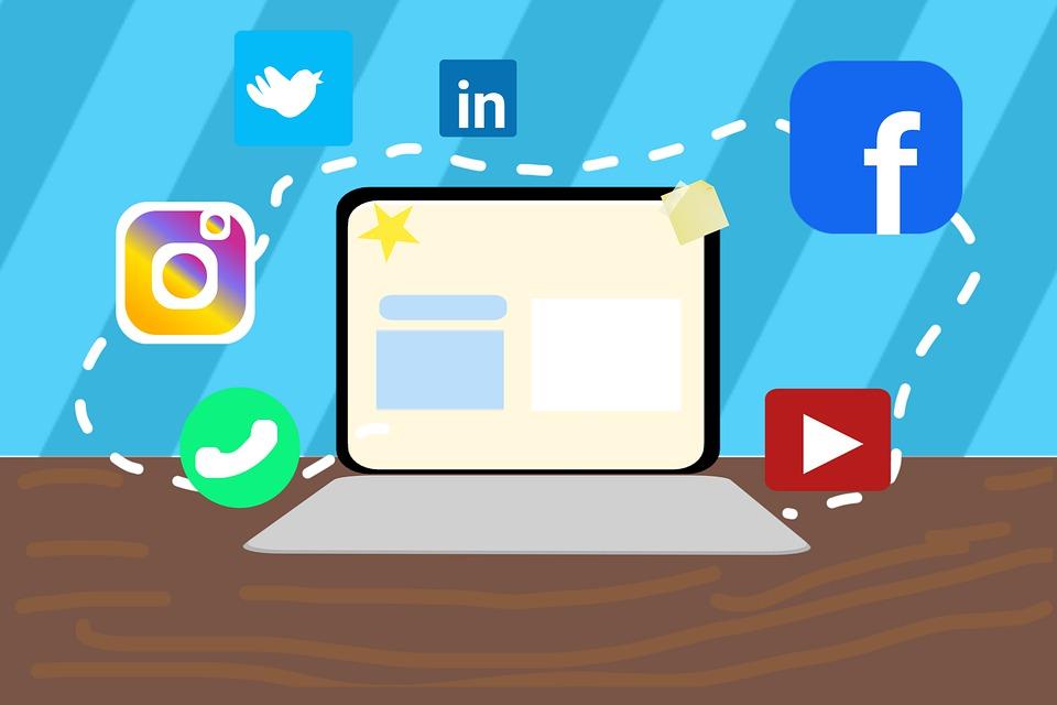 Free photo Social Media Online Marketing Digital Marketing - Max Pixel