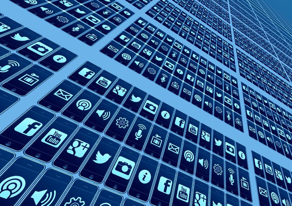 Apps, Social Media, Network, Internet, Social Network