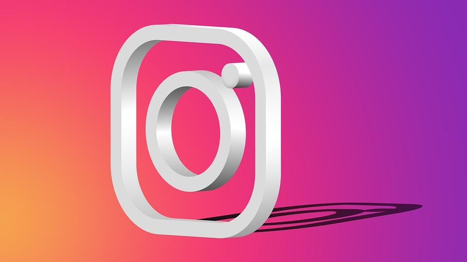Illustration, Symbol, Icon, Social Networks, Instagram