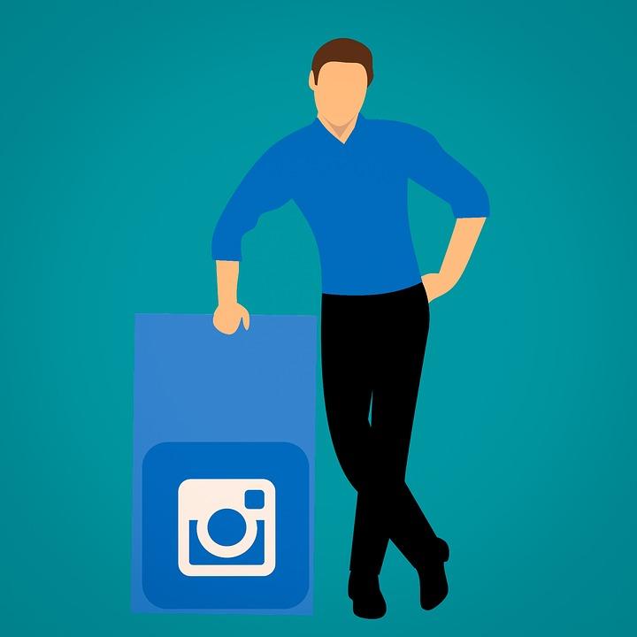 Instagram, Social, Media, Profile, Photographic, Sign