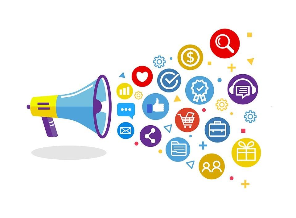 Free photo Social Website Facebook Marketing Social Media - Max Pixel
