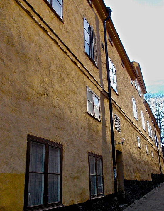 Facade, Södermalm, Stockholm