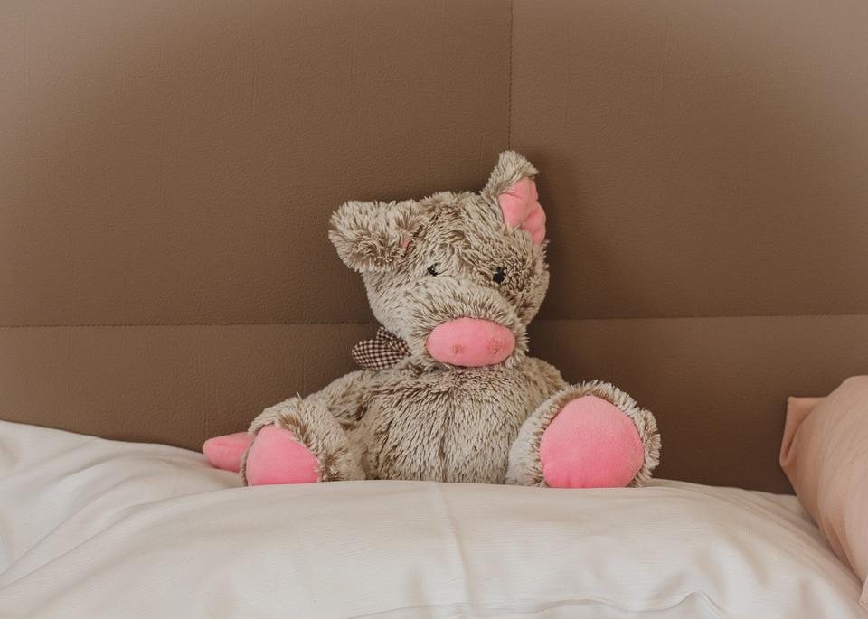 Free Photo Soft Toy Stuffed Animal Lucky Charm Pillow Pig Max Pixel
