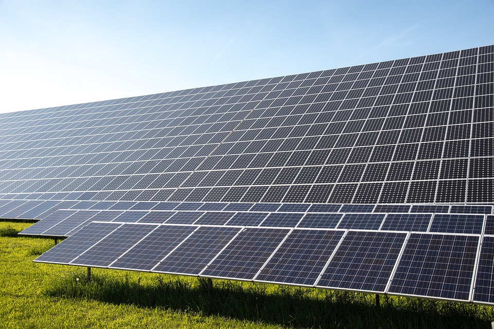 Solar Cells, Current, Photovoltaic, Eco Electricity