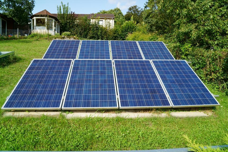 Solar Photovoltaic, Current, Solar Cells, Solar Energy