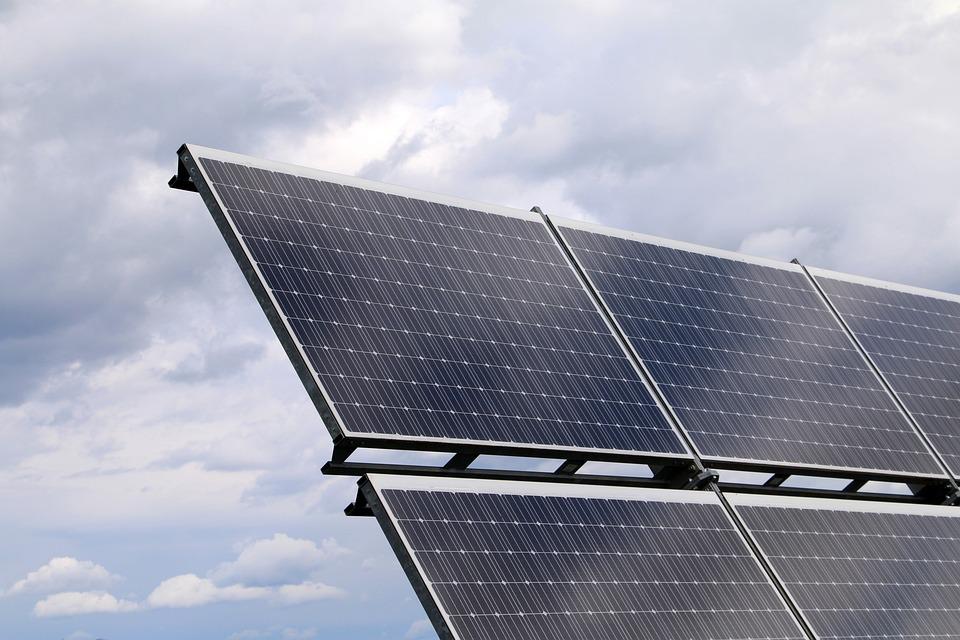Photovoltaic, Energy, Current, Solar Energy
