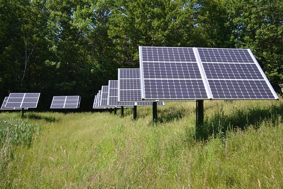 Solar, Power, Photovoltaic, Stations, Energy