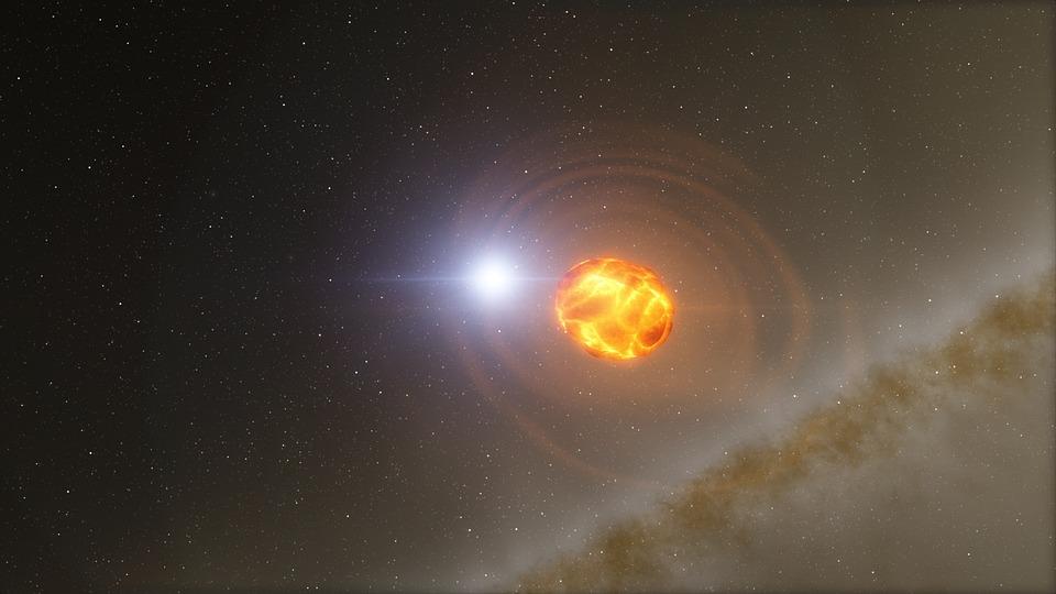 Galaxy, Exploration, Solar, Cosmos, Science, Nature