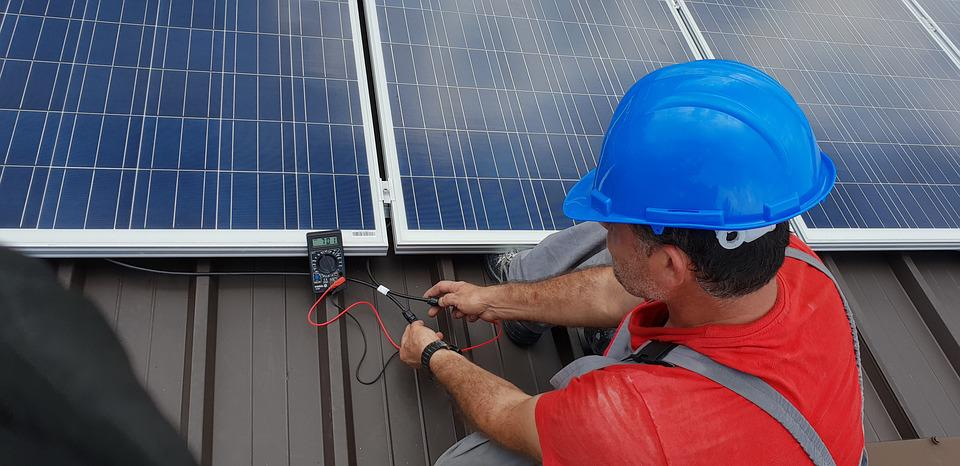 Technician, Solar Panel, Renewable, Installation
