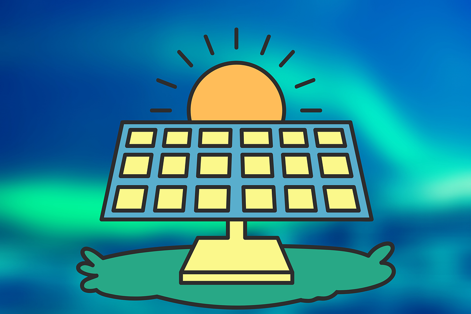 Solar Energy, Solar Panel, Solar Cells, Power Supply