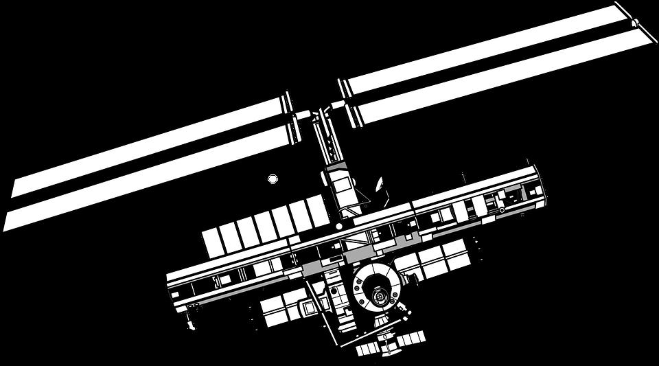 Satellite, Space, Nasa, Solar Cells, Solar Plant