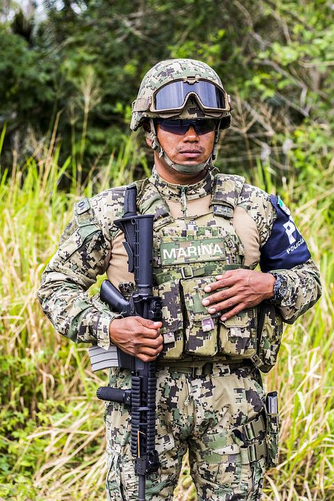 Soldier, Army, Armor, War, Military, Battle, Weapon