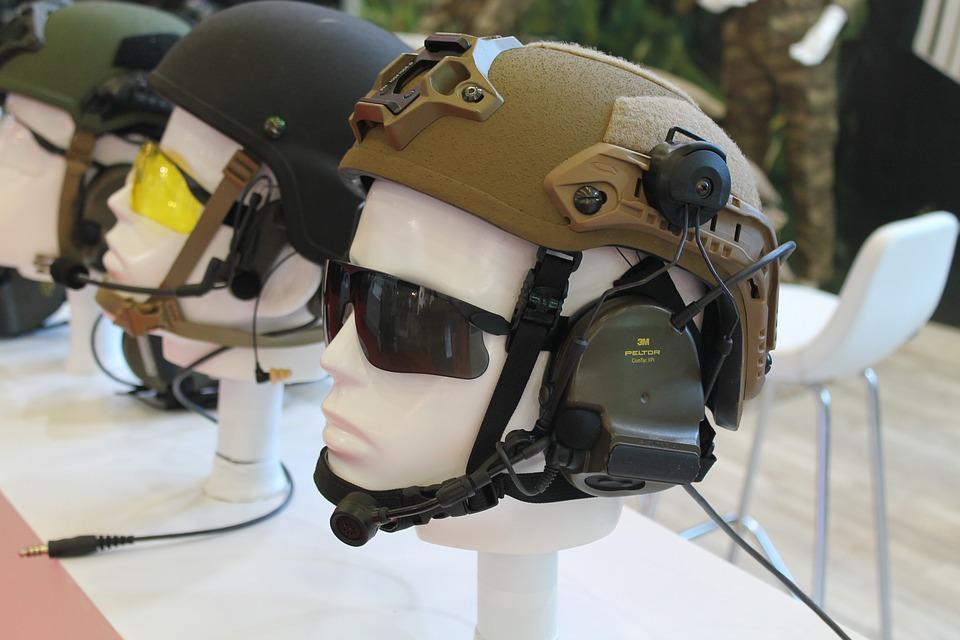 Soldier, War, Eyewear, Weapons, Helmet, Sharp