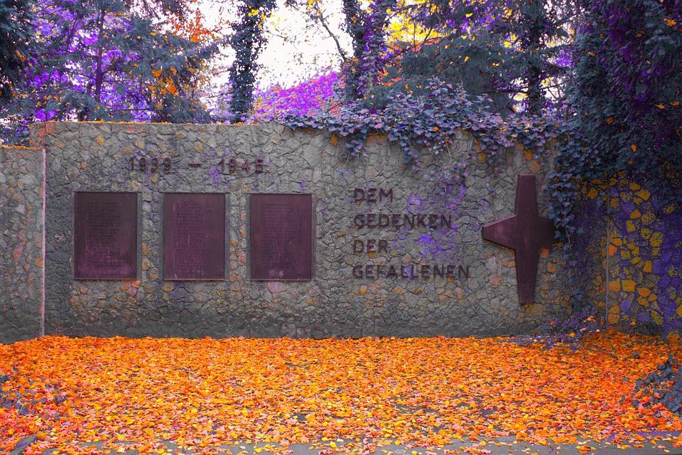 Monument, Memorial, Soldiers, Mourning, War Memorial
