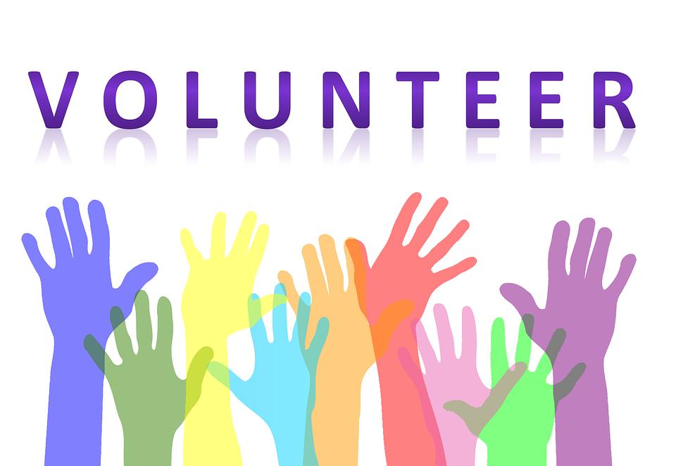 Free photo Solidarity Hands Help Volunteer Colors Charity ...