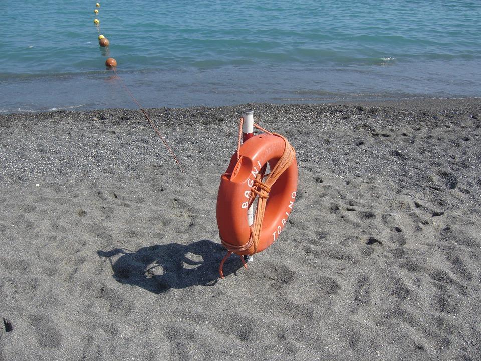 Solitaire Ring, Sea, Beach