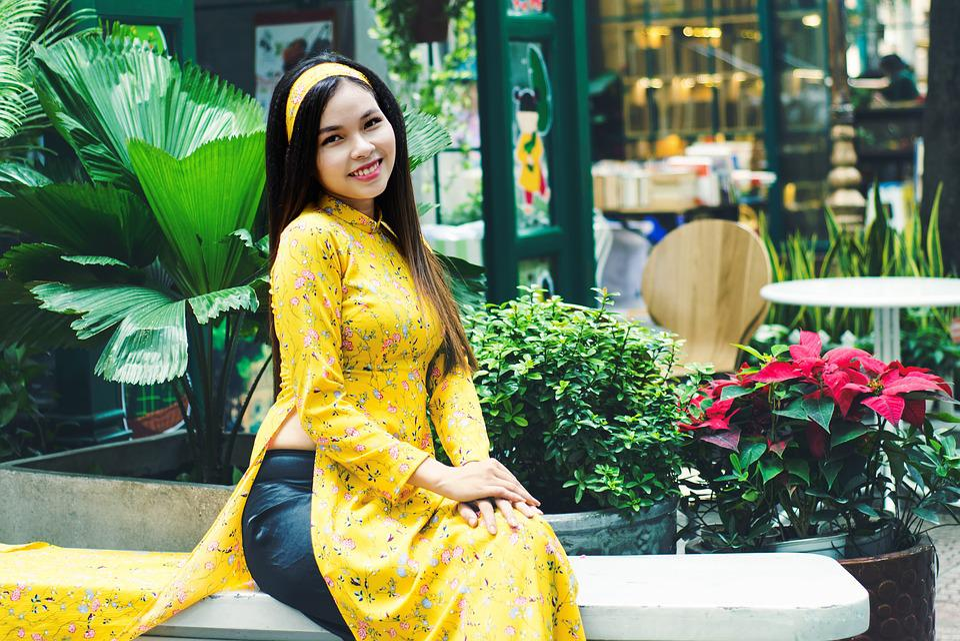 Vietnam, Cute, Exposure, Smile, Soul Course, Eyes, Nice