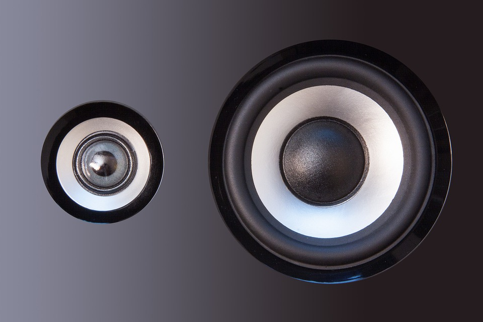 Speakers, Audio, Sound, Music Playback, Bass, Tweeter