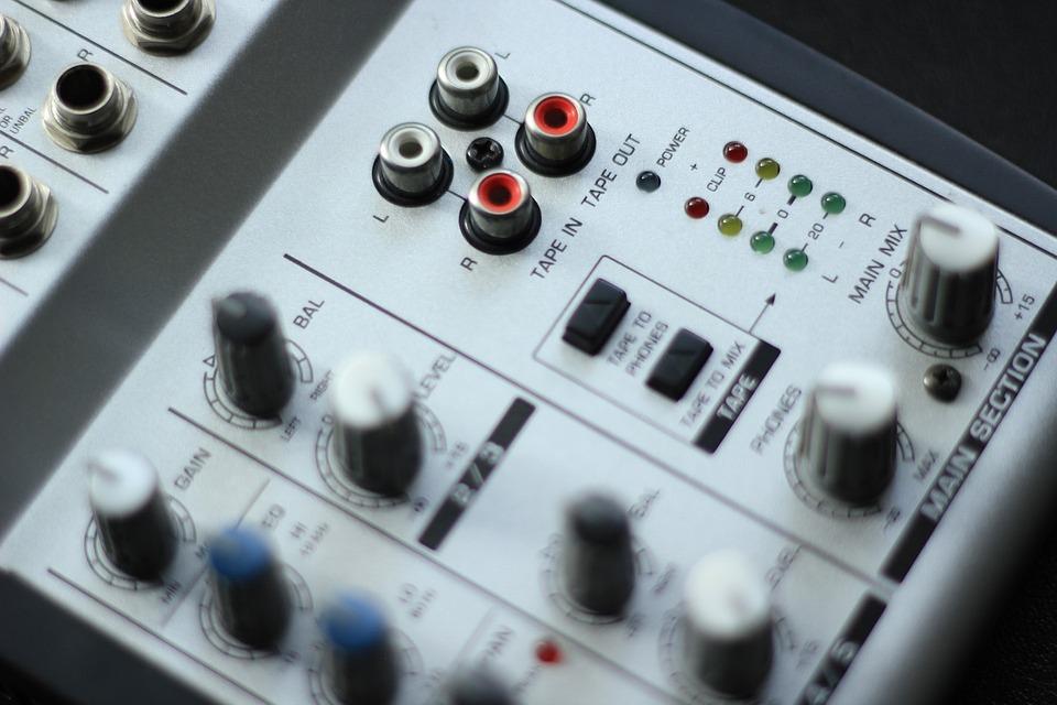 Microphone, Tech, Entertainment, Sound, Audio