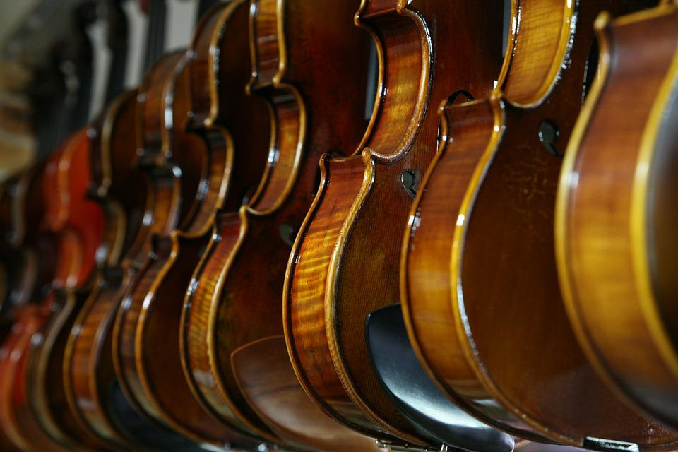 Sound, Violin, Music, Instrument Stores, Instrument