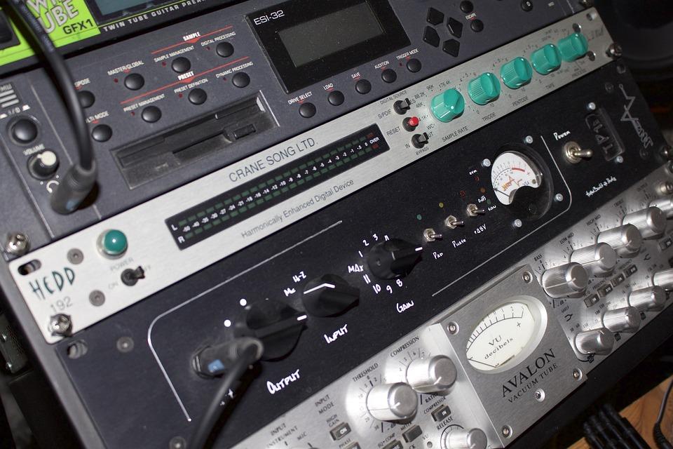 Recording Studio, Music, Sound