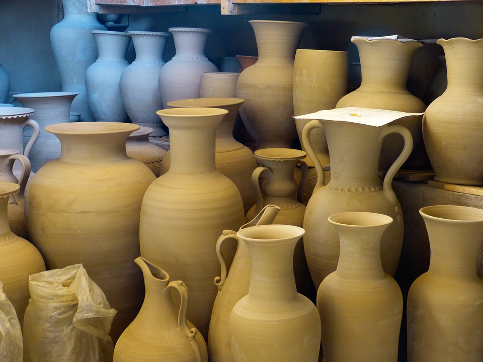 Ceramic, Sound, Vessel, Vessels, Krug, Container