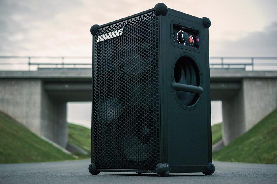 Soundboks, Speakers, Music, Bluetooth, Sound
