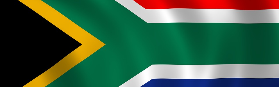 Banner, Header, South Africa, Country