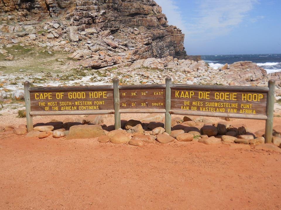 Cape Of Good Hope, Cape Point, South Africa, Cape Top