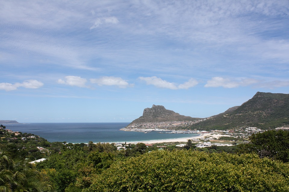 South Africa, Hout Bay, Coast, Nature, Sea, Landscape
