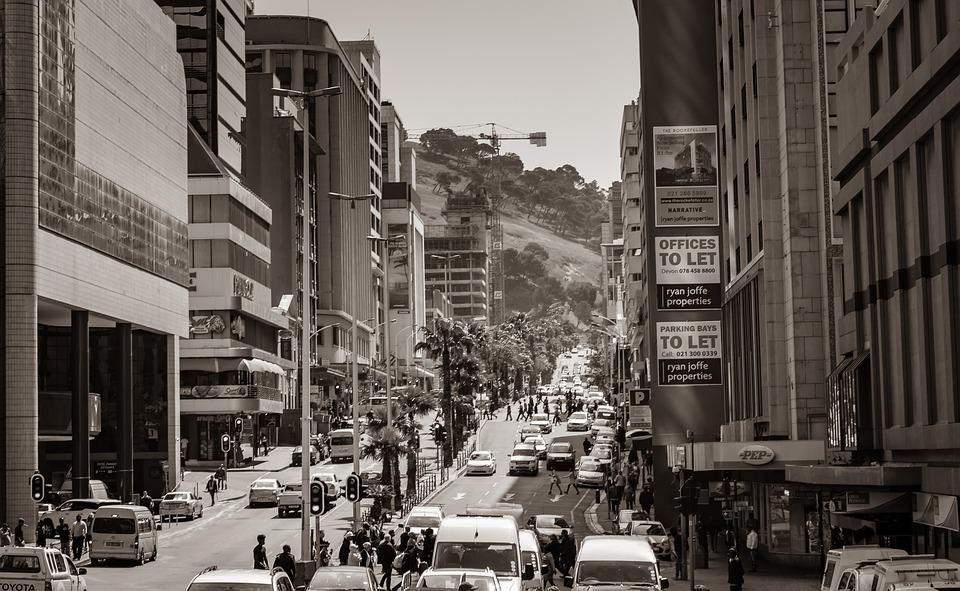Cape Town, South Africa, Tourism, City, Travel, Traffic