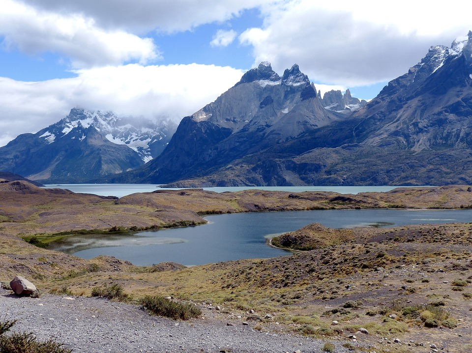 Chile, South America, Patagonia, Landscape, Nature