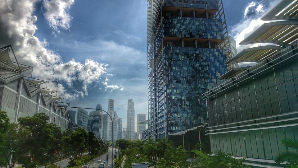 South Beach, Suntec City, Singapore, Financial Centre