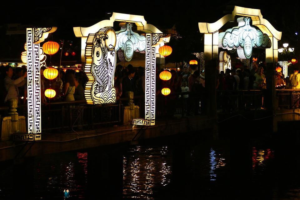 Vietnam, South East Asia, Hoian, World Heritage, Unesco