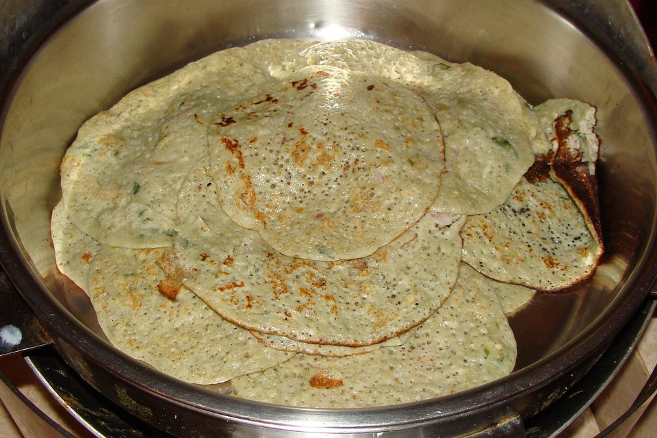 Dosa, Pancakes, Food, Cuisine, South Indian, Kodagu