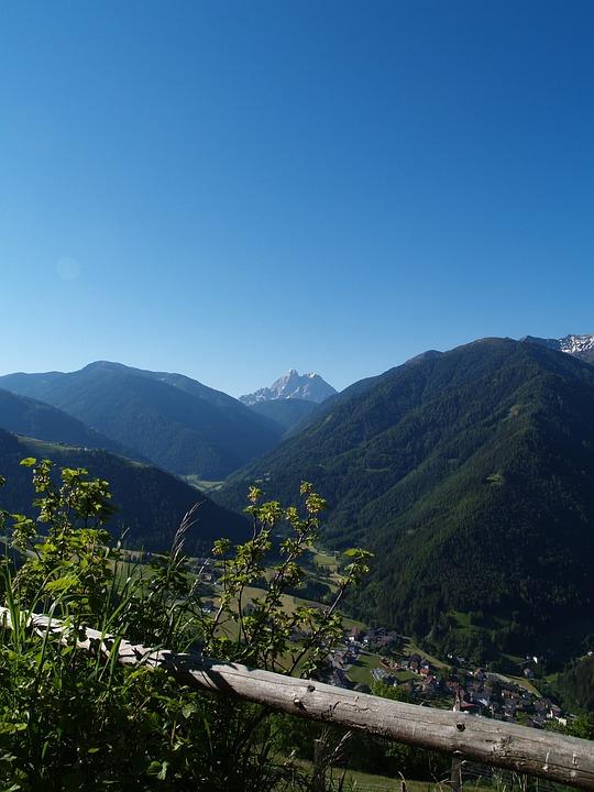 South Tyrol, Mount Kofel, Luson