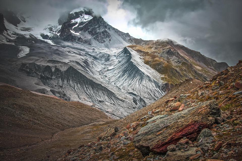 South Tyrol, Landscape, Mountains, Alpine, Stone