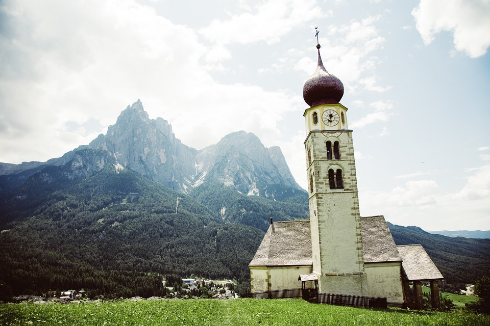 South Tyrol, Schlern, Bozen, Dolomites, Mountains