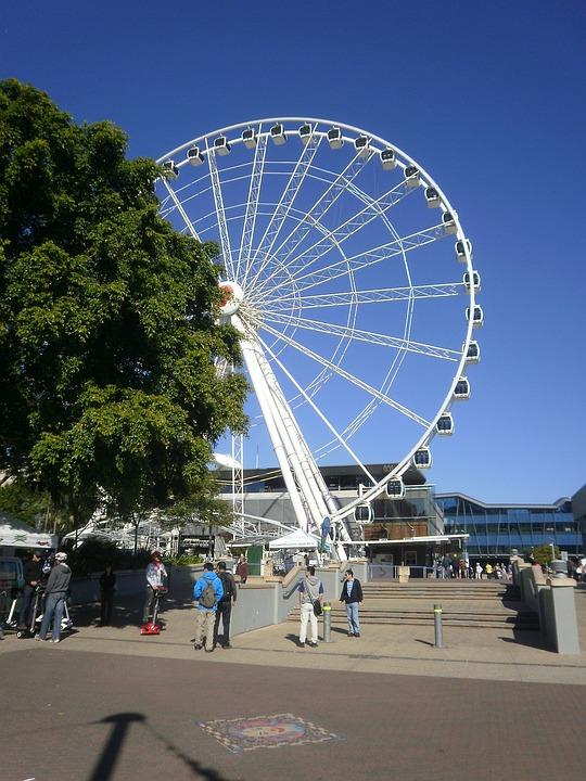 Brisbane, Ferris Wheel, Queensland, Southbank