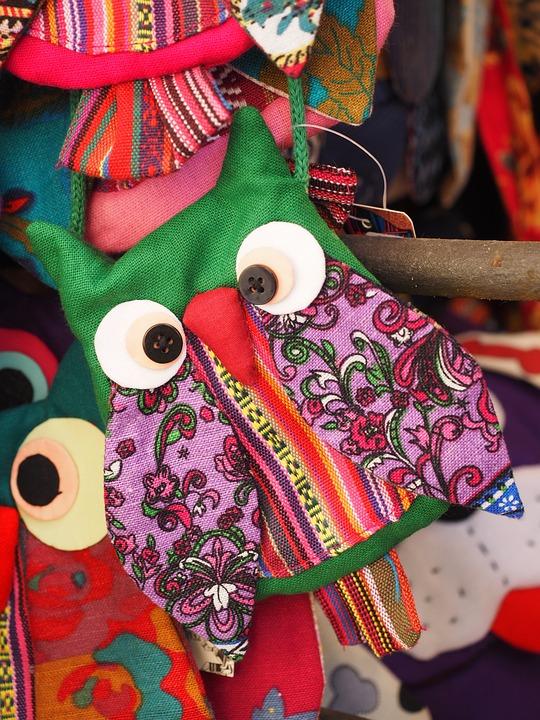 Doll, Rag Doll, Souvenir, Souvenir Shop, Bird, Owl